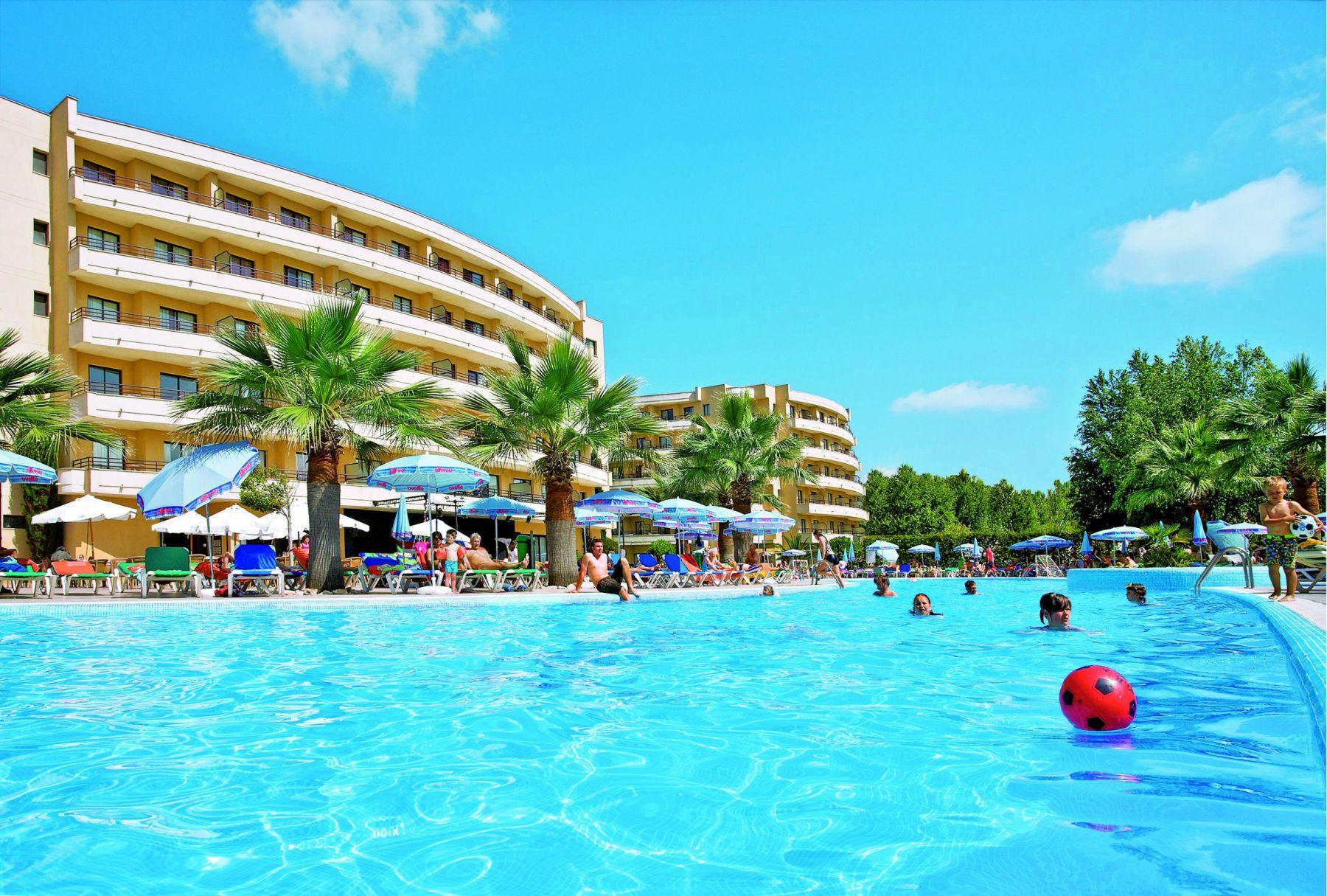 Allsun Hotel Orient Beach Sa Coma Mallorca