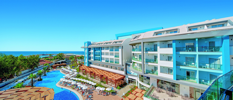 Allsun Esquinzo Beach Hotel Homepage