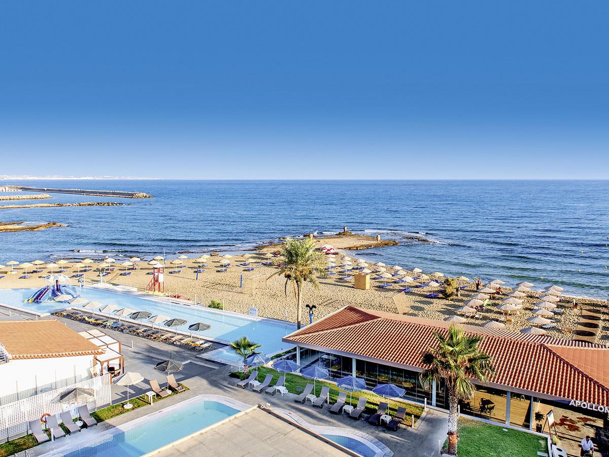 Allsun hotel carolina mare auf kreta in malia griechenland for Urlaub familienzimmer