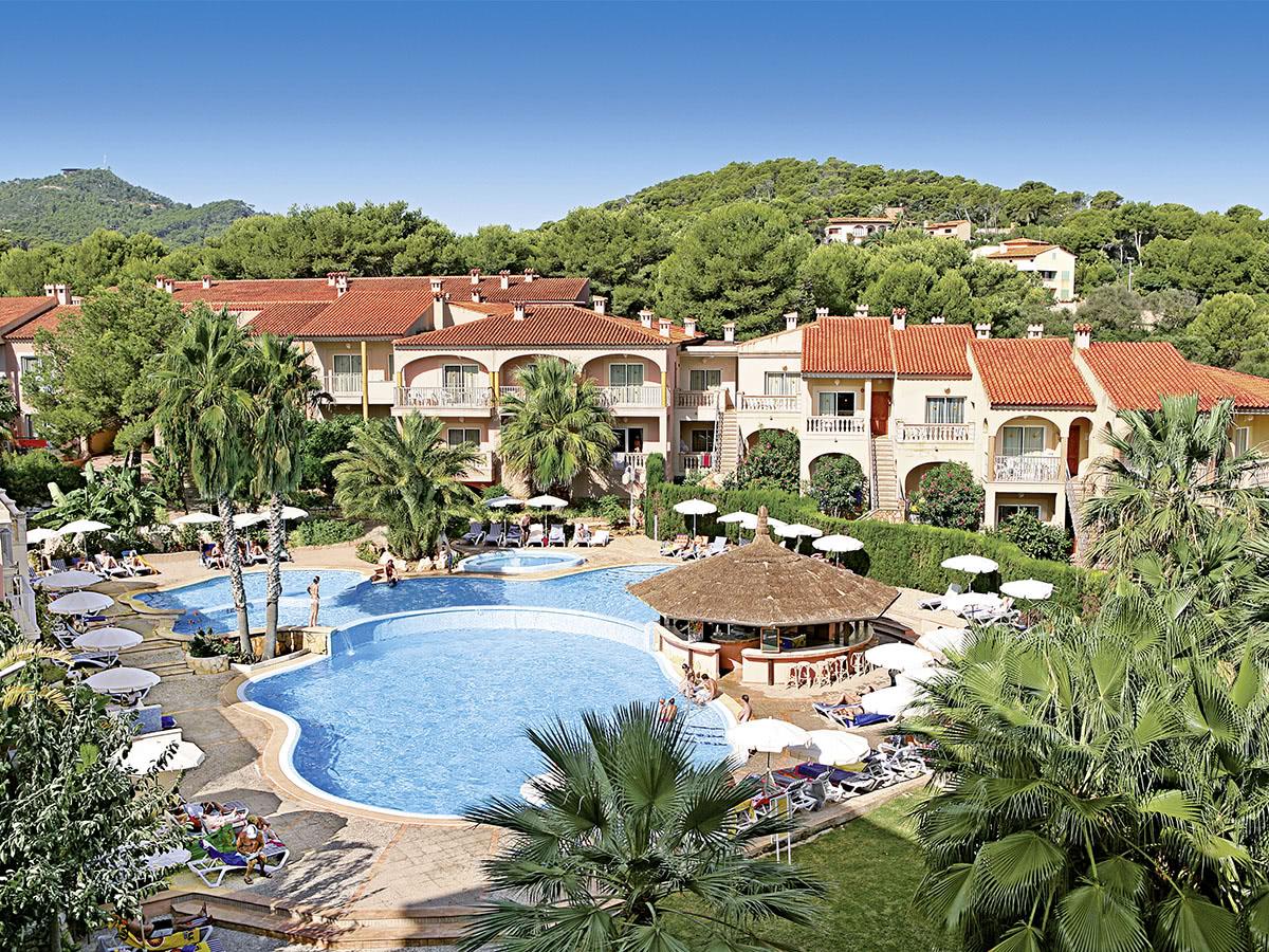 Allsun Hotel Lago Playa Park Auf Mallorca In Cala Ratjada Spanien