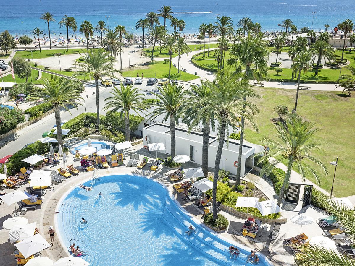 Hotel Bahia Del Este Cala Millor Mallorca