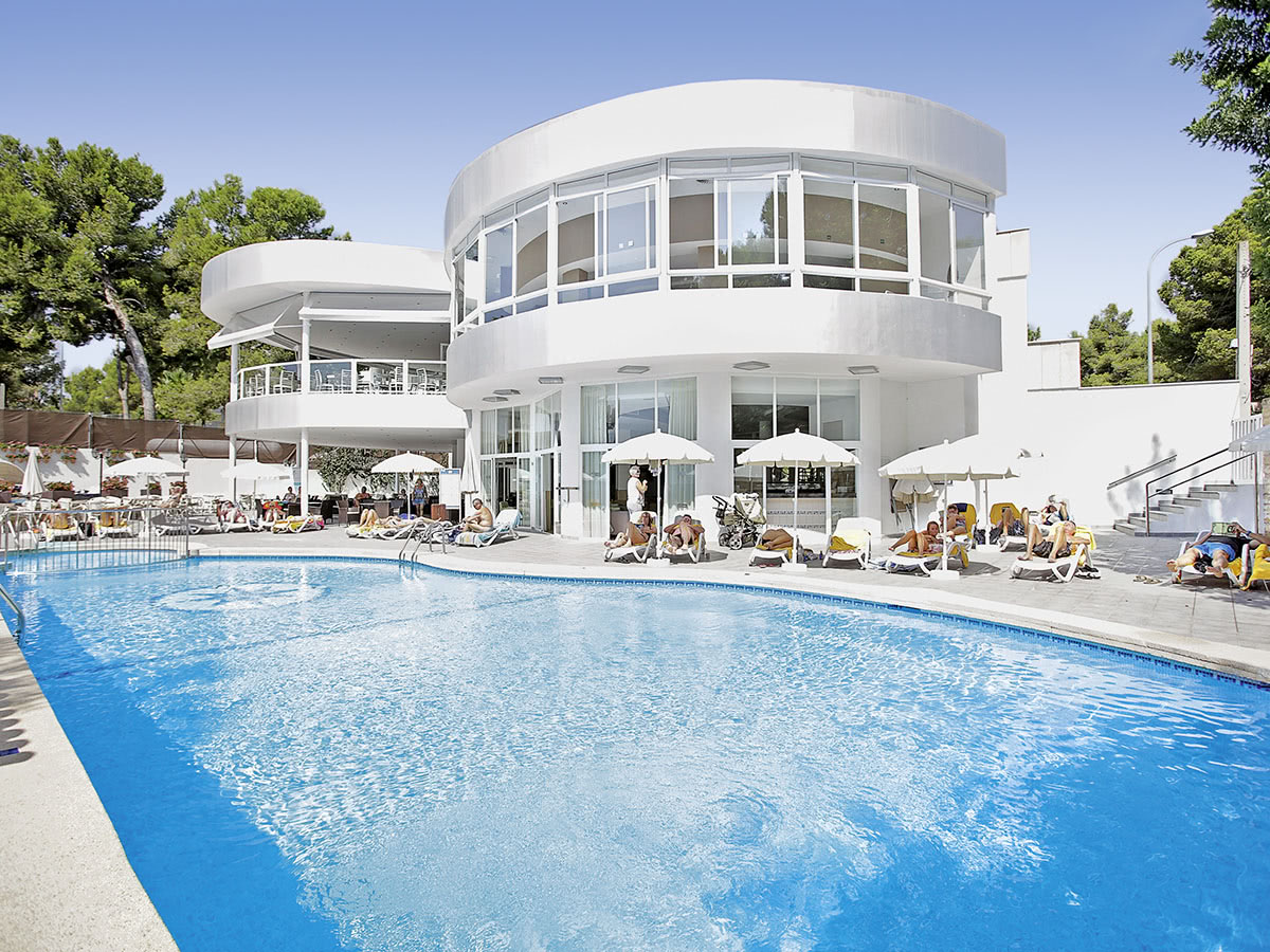 Hotels In Paguera  Sterne