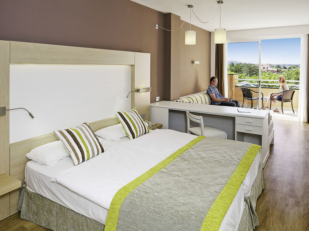 Allsun Hotel Mariant Park Auf Mallorca In S Illot Spanien