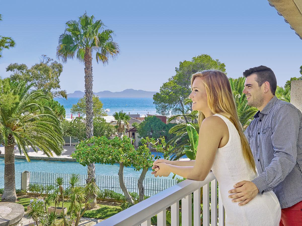 allsun Hotel Orquídea Playa en Mallorca, Alcudia, España