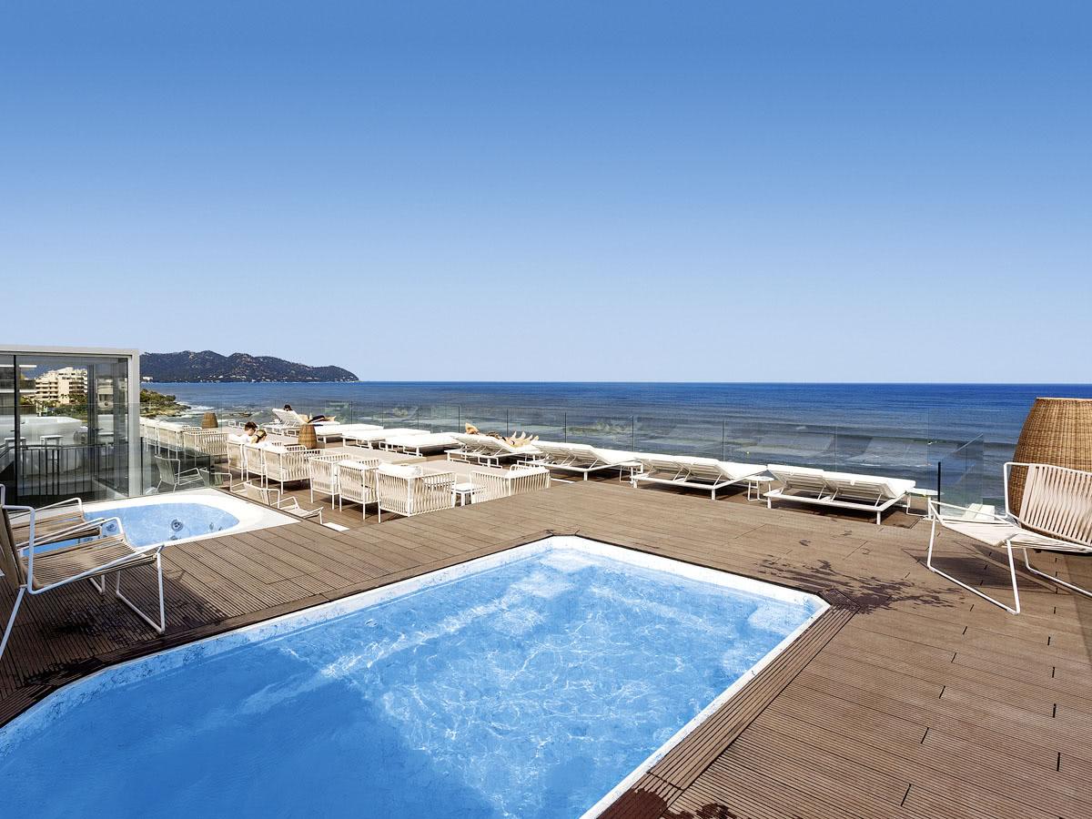 Allsun hotel amarac auf mallorca in cala millor spanien for Design hotels auf mallorca