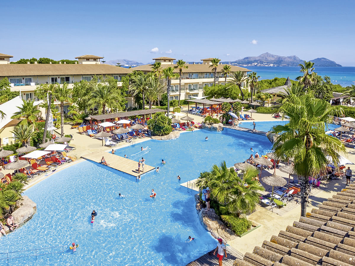 Hotel Esperanza Alcudia Mallorca