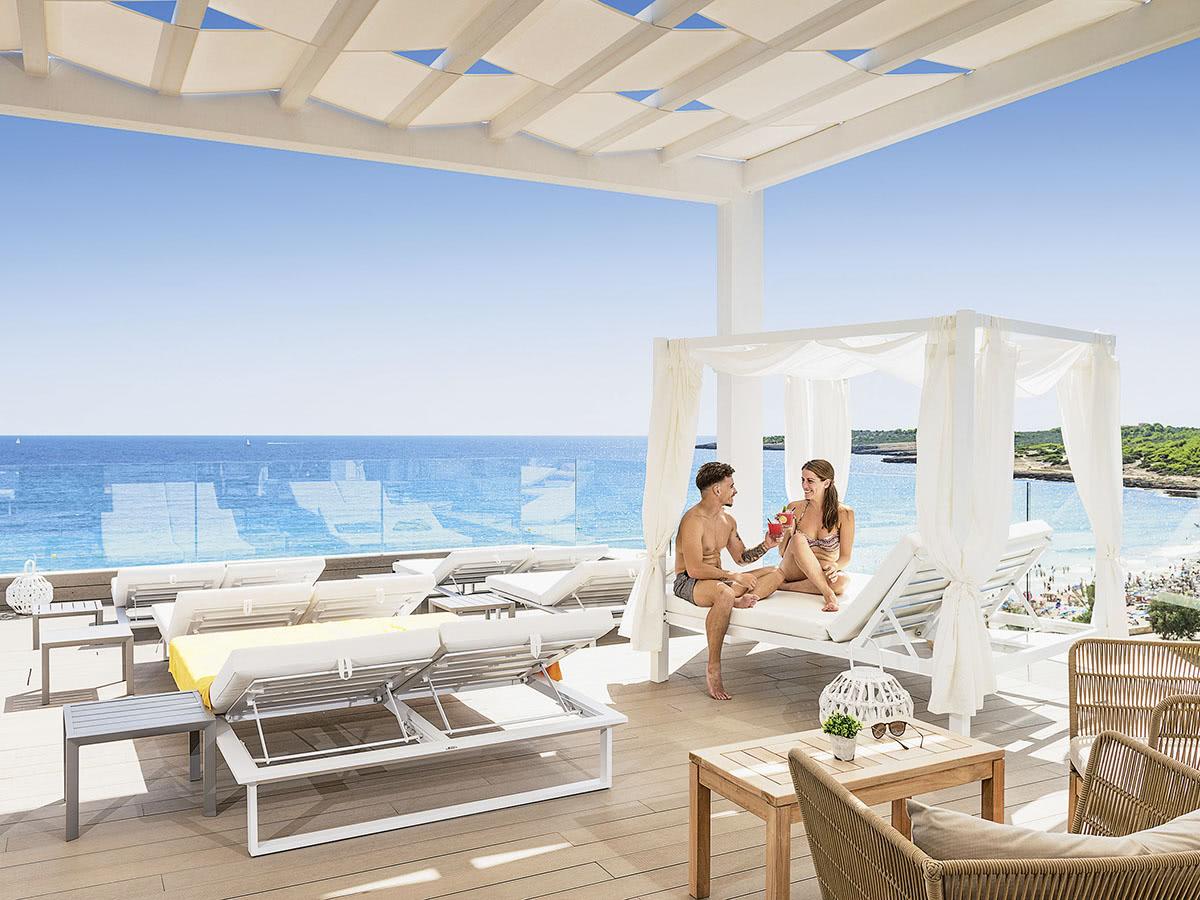 allsun hotel borneo auf mallorca in cala millor spanien. Black Bedroom Furniture Sets. Home Design Ideas
