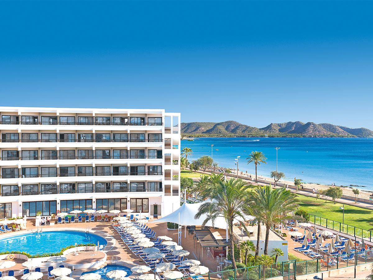 Allsun Hotel Sumba Auf Mallorca In Cala Millor Spanien