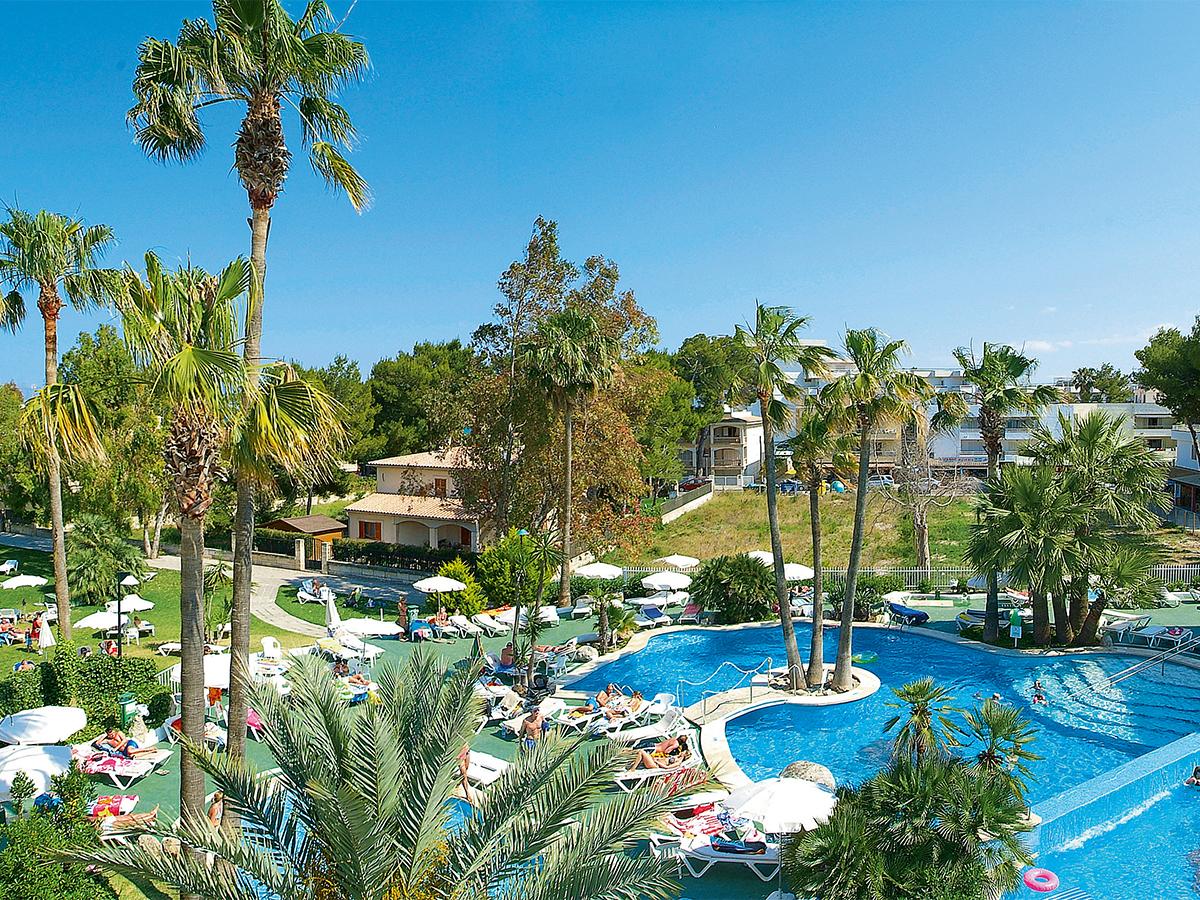 allsun Hotel Eden Alcudia en Mallorca, Alcudia, España