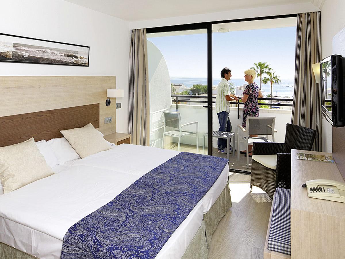 Allsun Hotel Eden Alcudia Auf Mallorca In Alcudia Spanien