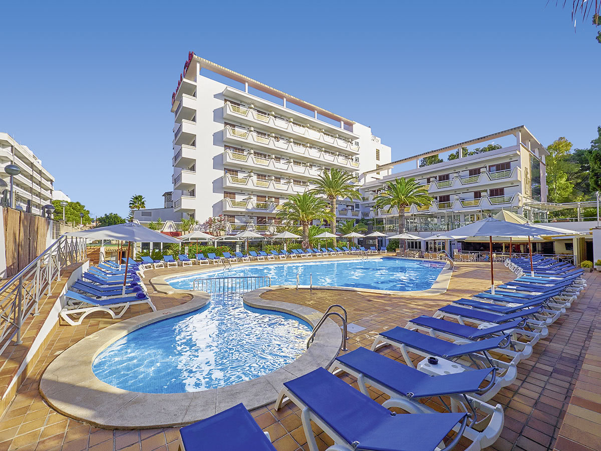 Hotel Cristobal Colon Mallorca Playa De Palma