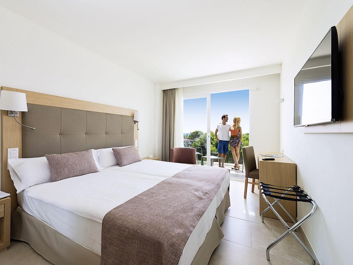 allsun Hotel Cristóbal Colón auf Mallorca in Playa de Palma, Spanien