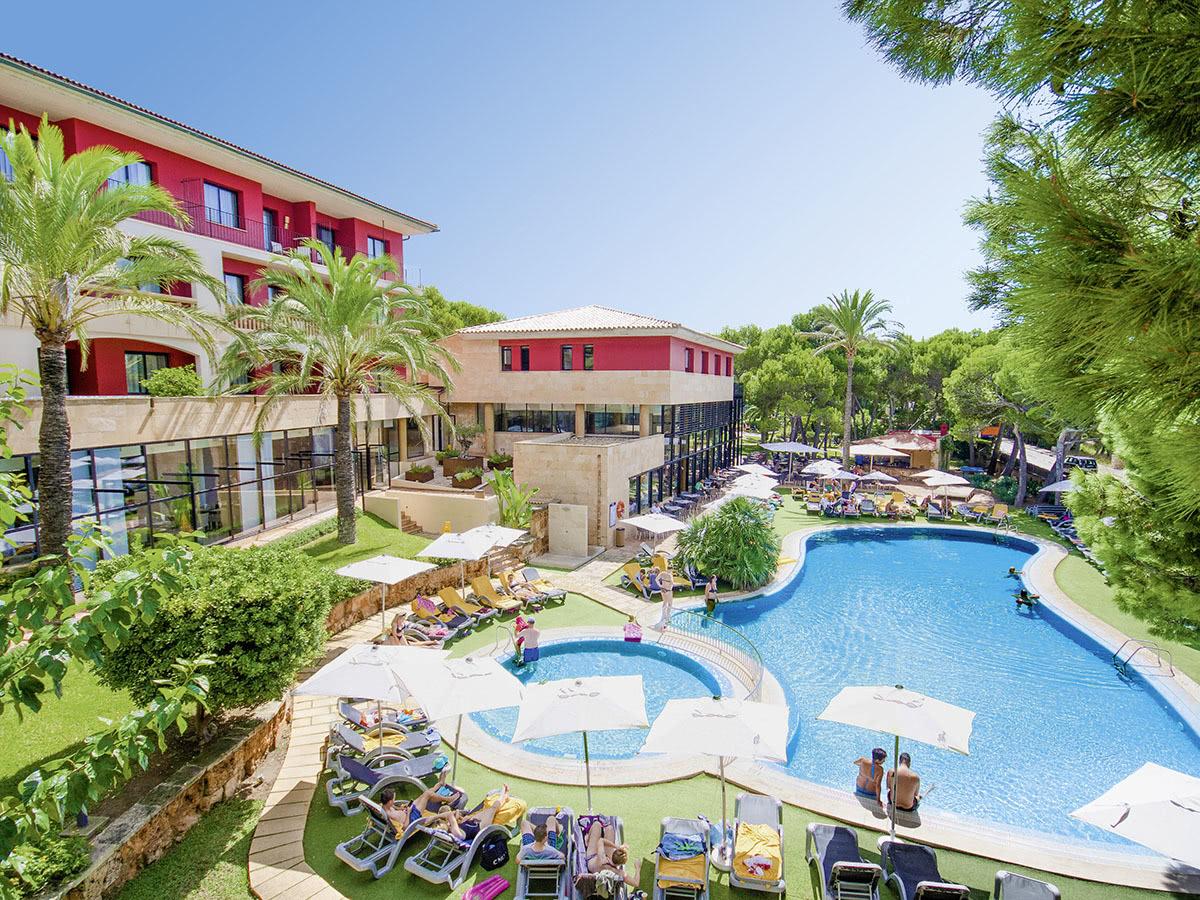 allsun Hotel Illot Park auf Mallorca in Cala Ratjada, Spanien