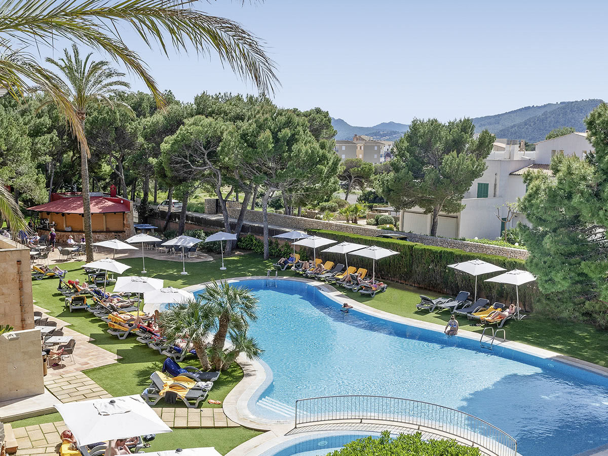 Allsun Hotel Illot Park Auf Mallorca In Cala Ratjada Spanien