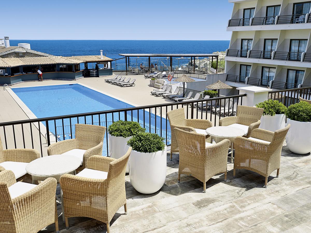 Allsun Hotel Lux De Mar Fitness