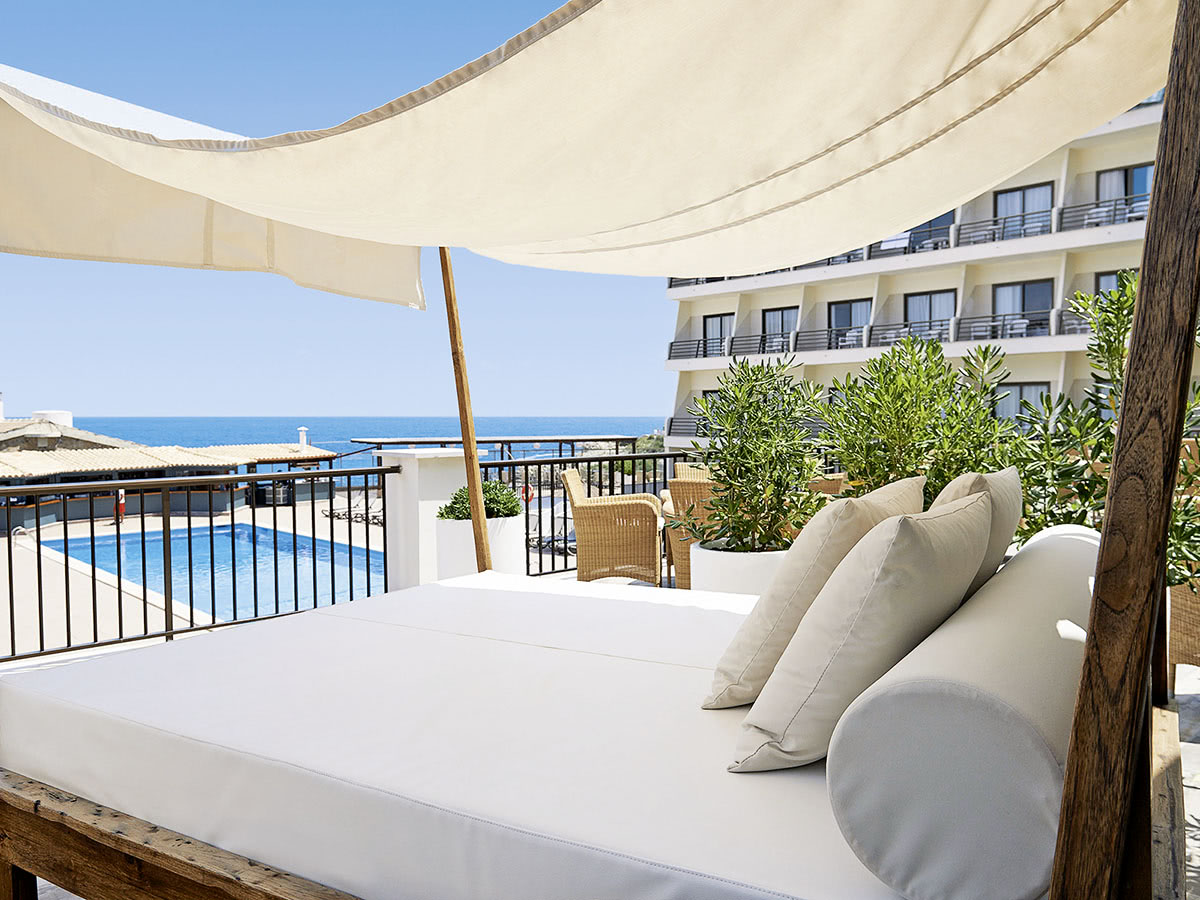 Allsun hotel lux de mar auf mallorca in sa coma spanien for Stylische hotels