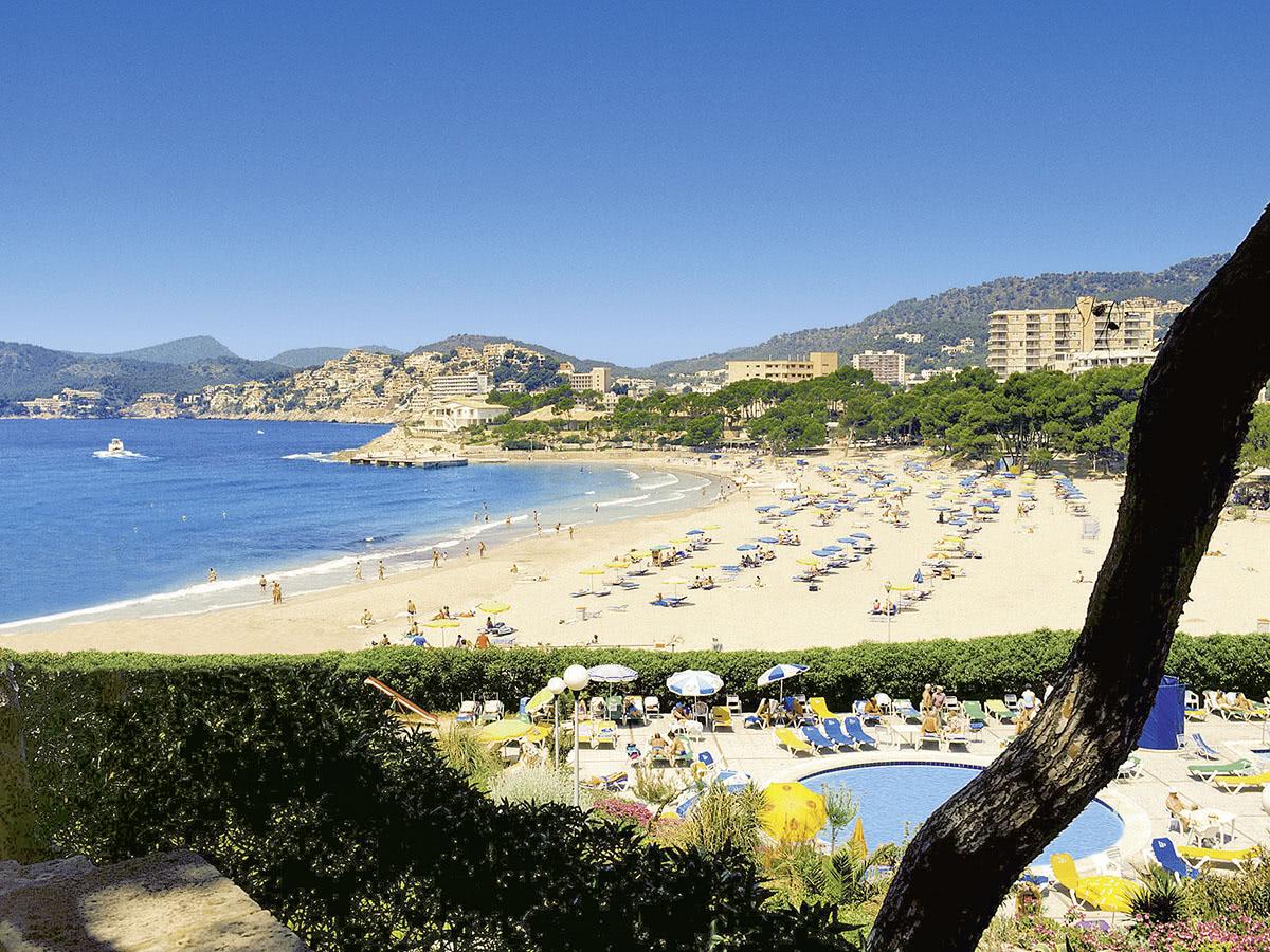 Allsun Paguera Park Auf Mallorca In Paguera Spanien