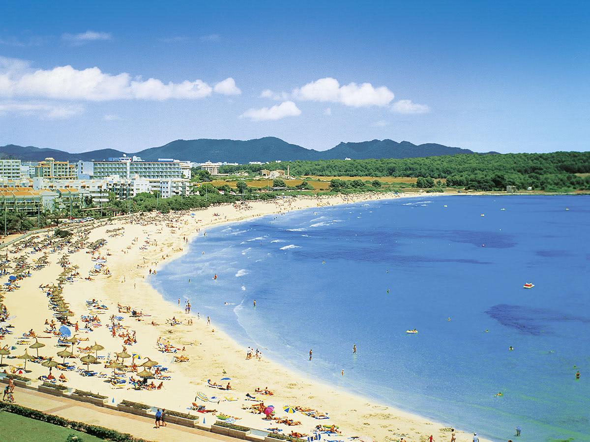 Allsun Hotel Orient Beach Auf Mallorca In Sa Coma Spanien