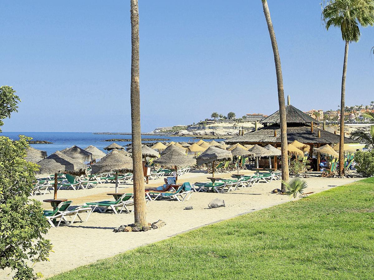 Allsun Hotel Los Hibiscos Auf Teneriffa In Playa De Las Americas