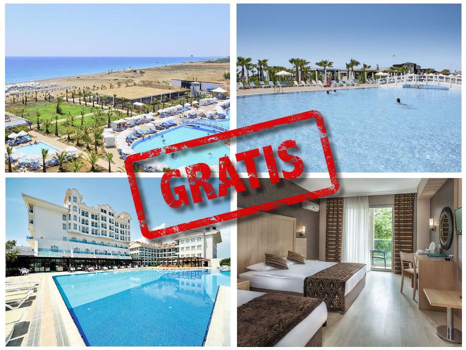 Allsun Hotel Orient Beach Homepage